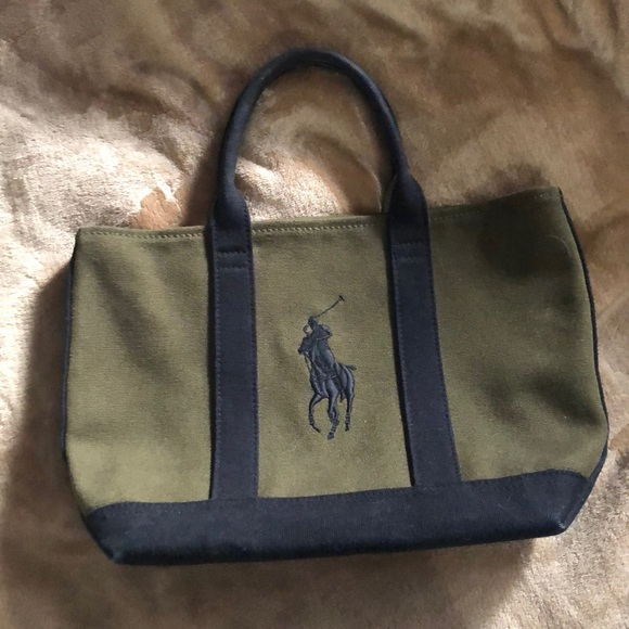 Polo by Ralph Lauren Bags   Ralph Lauren Small Tote Bag   Poshmark 6df9c3e1db